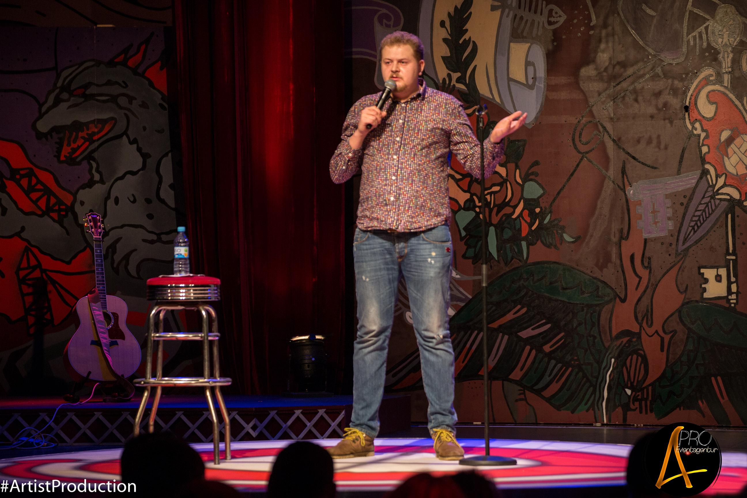 Comedy Europe в Германии 5