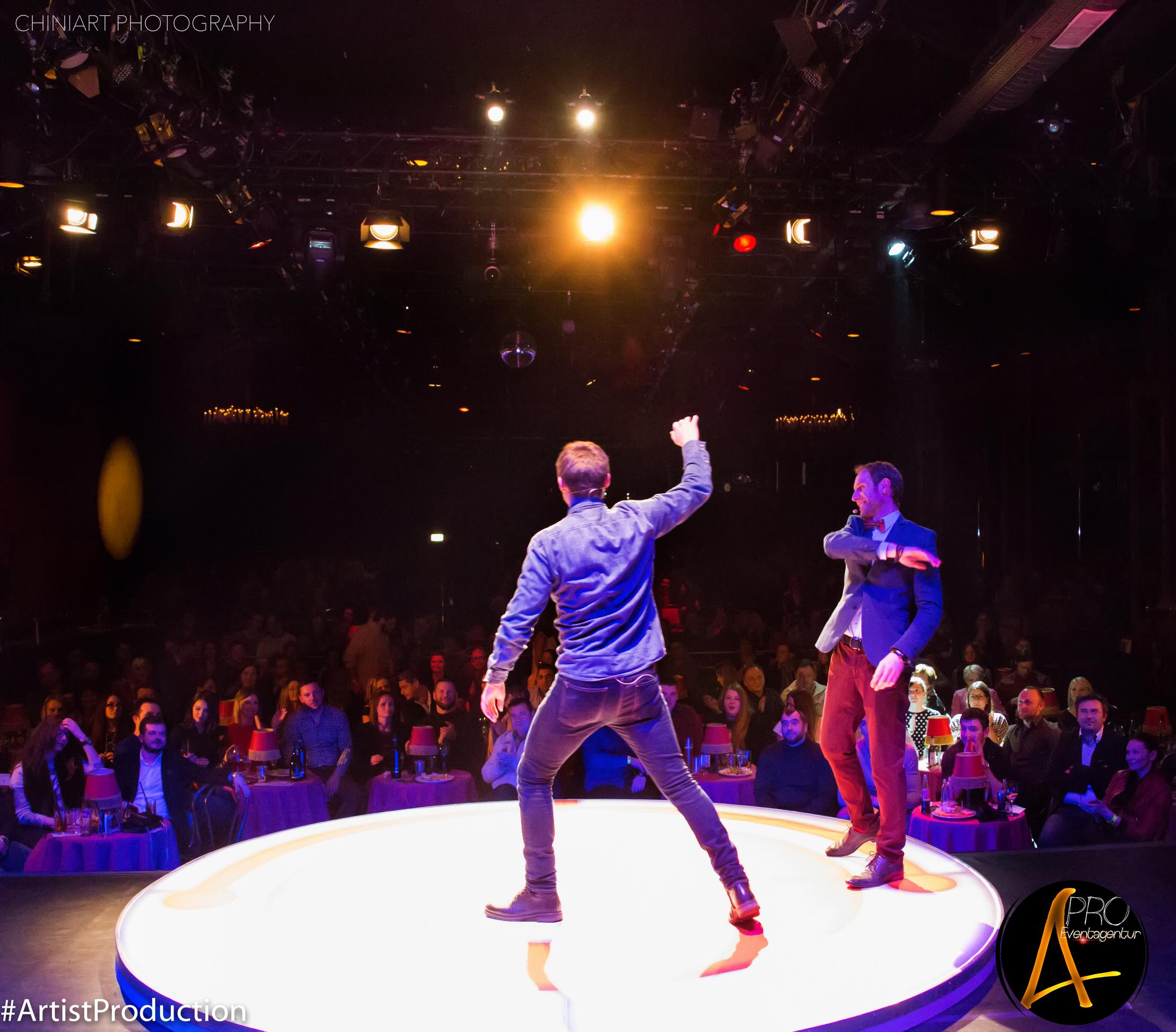 Comedy Europe в Германии 4