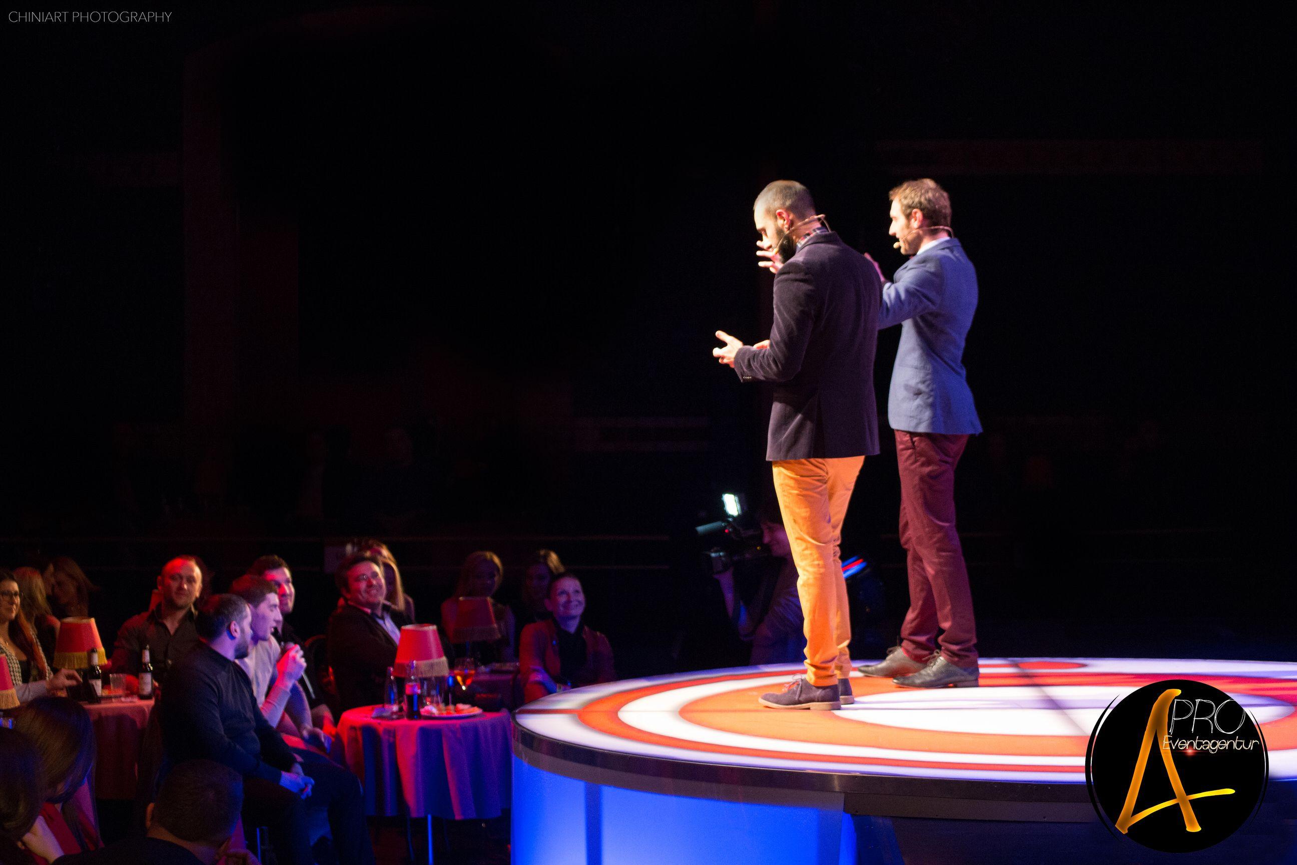 Comedy Europe в Германии 11