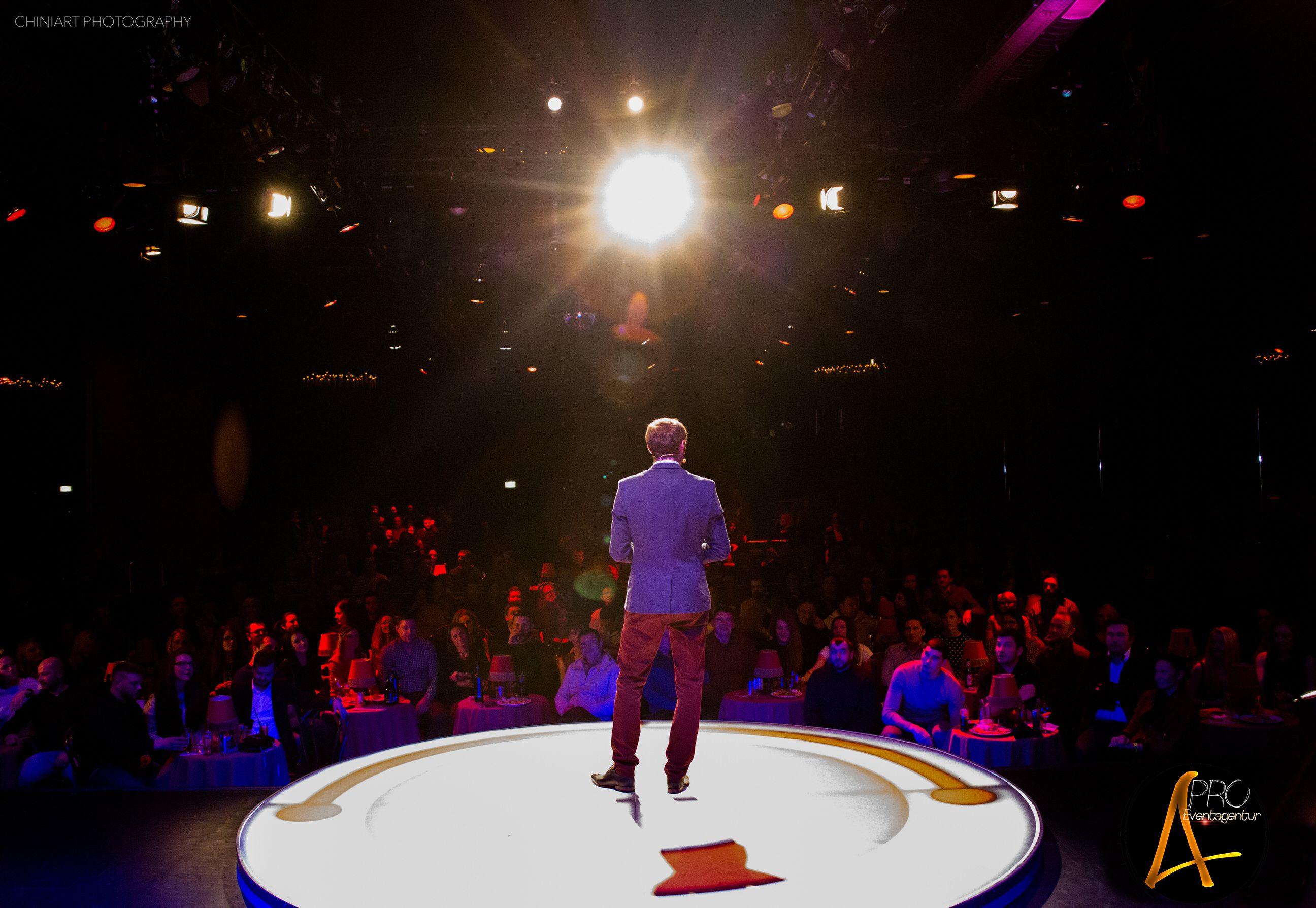 Comedy Europe в Германии 14