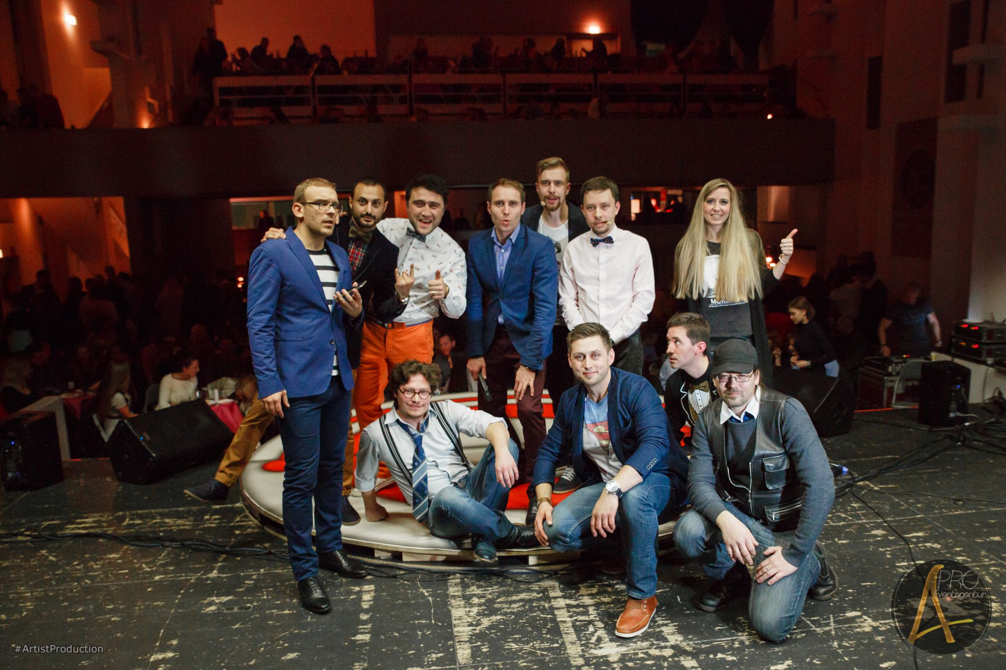 Comedy Europe—Frankfurt, фото 24