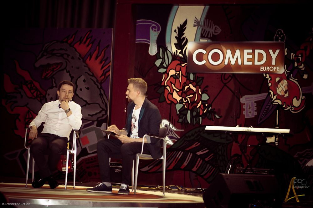 Comedy Europe—Frankfurt, фото 3