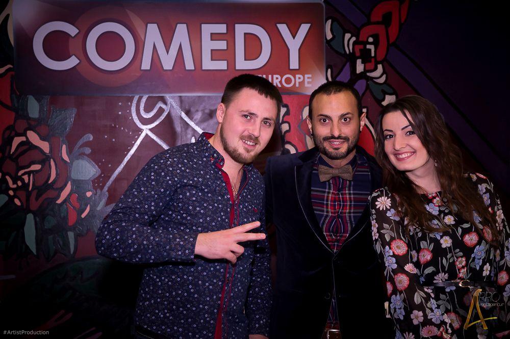 Comedy Europe—Frankfurt, фото 10