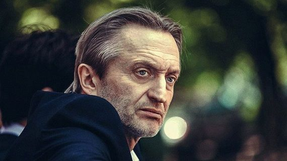 Российский театральный и киноактер Александр Яцко
