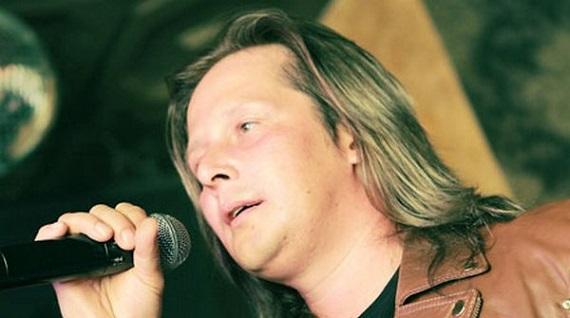 Александр Хлопков, группа «Маленький принц», в концерте Легенды 80-90х в Германии