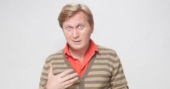 Андрей Рожков, звезда шоу «Уральские пельмени»