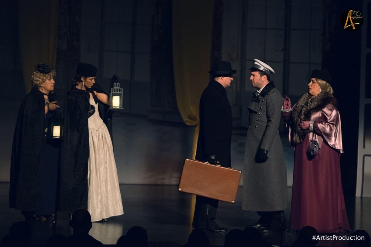 "Das Stück ""Anna Karenina"", Foto 11"