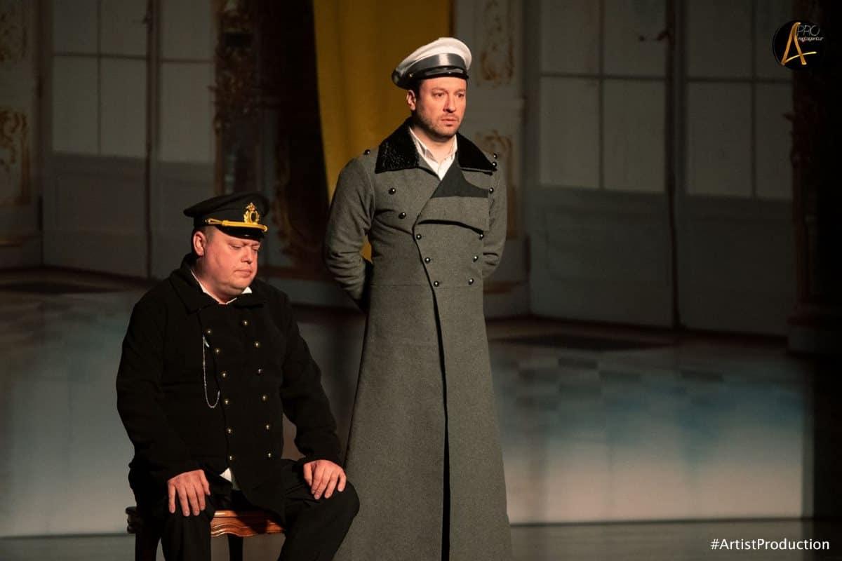 "Das Stück ""Anna Karenina"", Foto 12"