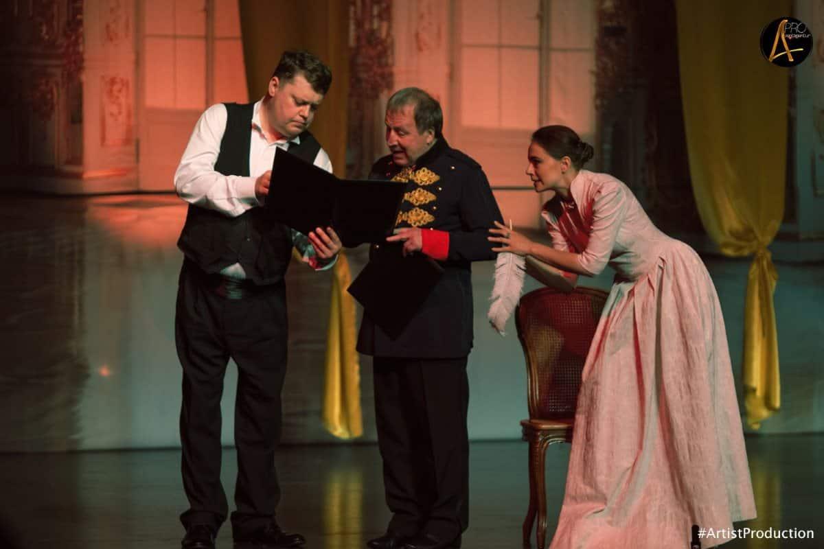 "Das Stück ""Anna Karenina"", Foto 13"