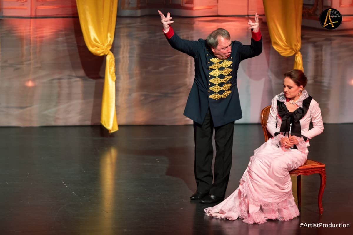 "Das Stück ""Anna Karenina"", Foto 24"