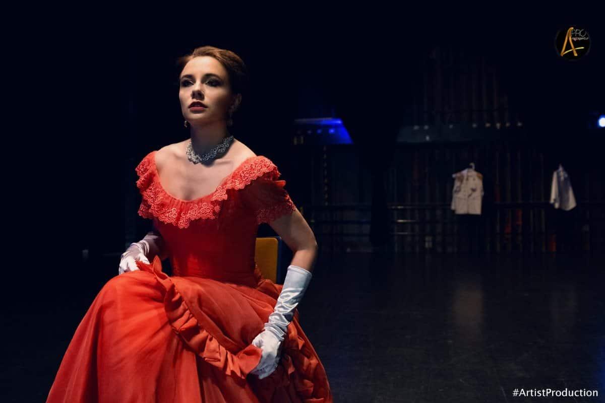 "Das Stück ""Anna Karenina"", Foto 3"