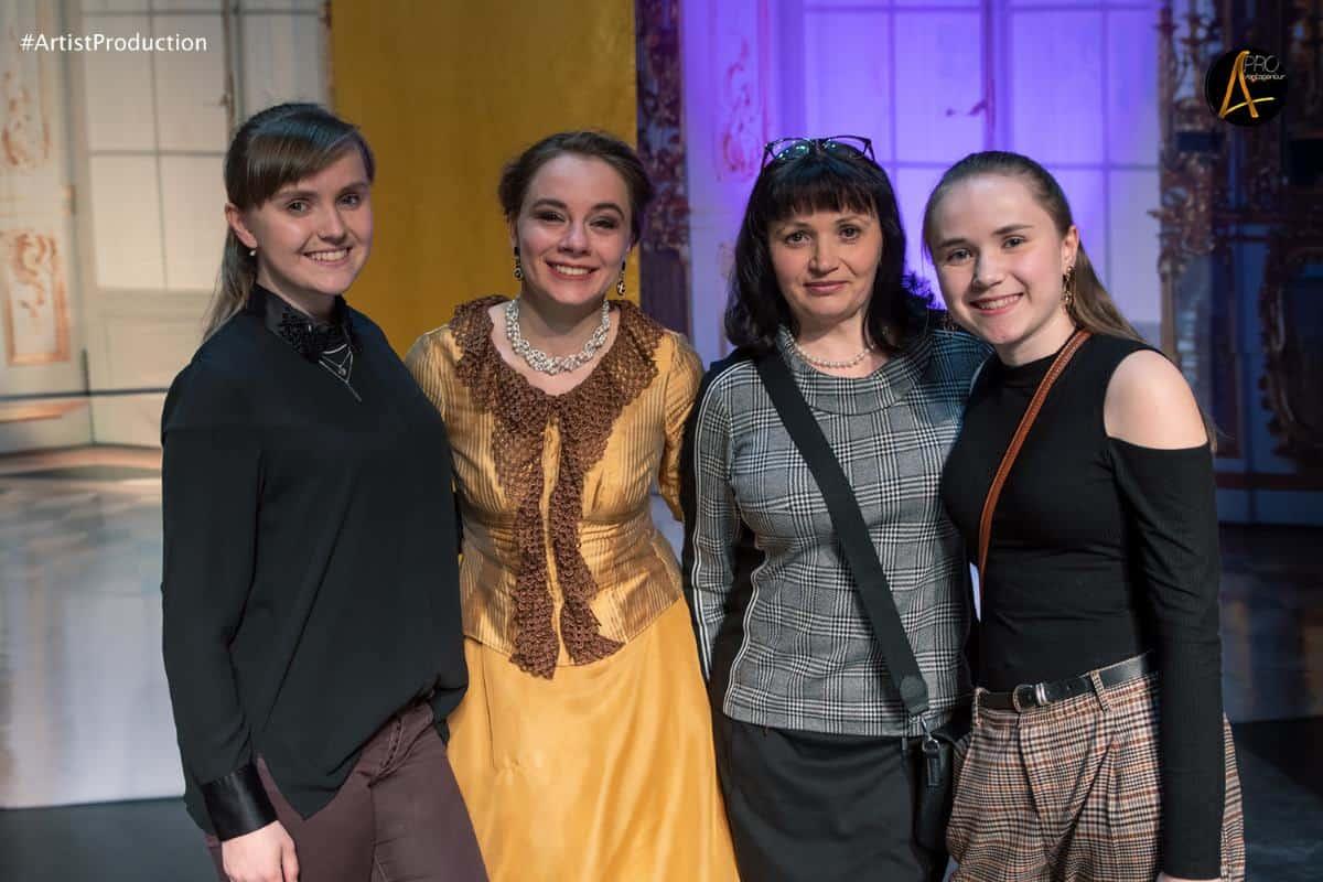 "Das Stück ""Anna Karenina"", Foto 39"