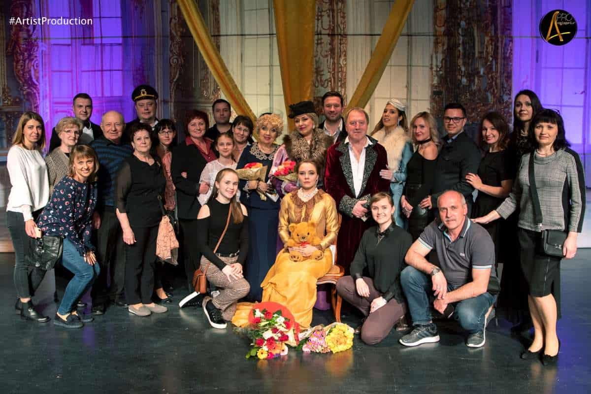 "Das Stück ""Anna Karenina"", Foto 40"