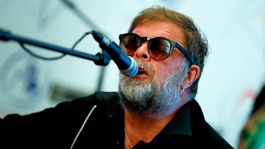 Rockmusiker Boris Grebenshchikov in Deutschland 2019