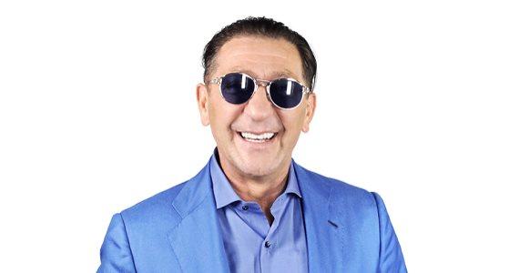 Sänger Grigory Leps in Italien 2019-5
