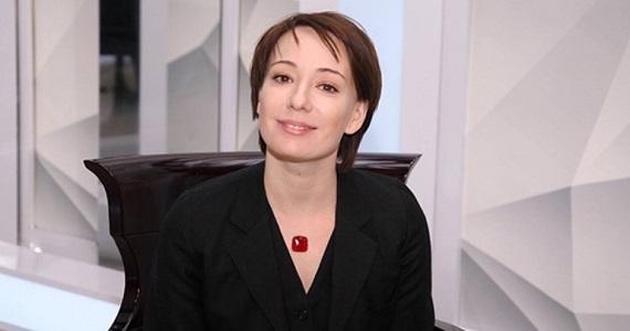 Die russische Schauspielerin und Persönlichkeit des öffentlichen Lebens Chulpan Khamatova, Auftritte in Italien
