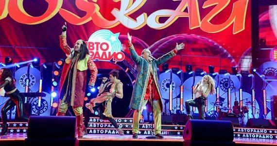 Dschinghis Khan, Teilnehmer des Disco-Konzerts der 80er Jahre von Autoradio in Stuttgart und Hamburg am 8. und 9. Februar 2020