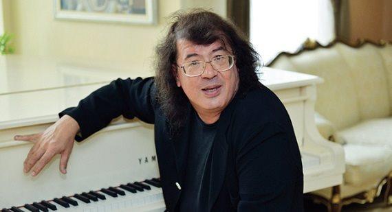 Igor Kornelyuk, Teilnehmer des Disco-Konzerts der 80er Jahre von Autoradio in Stuttgart und Hamburg am 8. und 9. Februar 2020