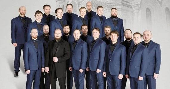 Eine einzigartige Musikgruppe, der Chor des Moskauer Sretensky Klosters, gab Konzerte in mehr als 45 Ländern auf der ganzen Welt