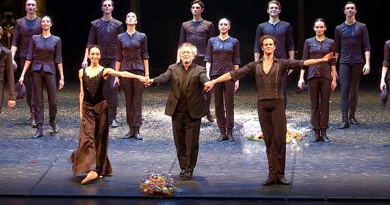 """St. Petersburger Staatliche Akademische Ballett-Theater unter der Leitung von Boris Eifman zeigt in Deutschland das Stück """"Pygmalion Effect"""""""