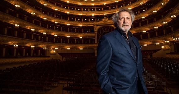 """Der Choreograf Boris Eifman, künstlerischer Leiter des St. Petersburger Staatliche Akademische Ballett-Theater präsentiert das Ballett """"Pygmalion Effect"""""""