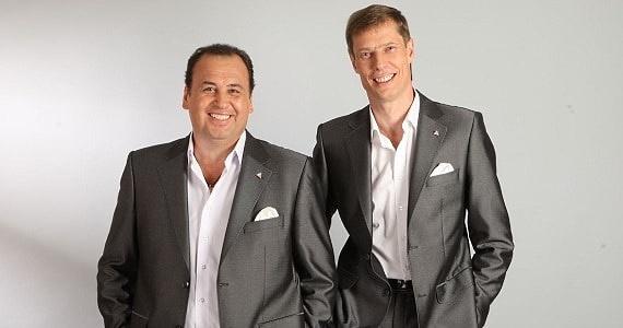 """Duo """"Kroliki"""" in Deutschland, neue Konzerte vom 03. bis 12. Dezember 2020, Tickets zum Verkauf auf der Website der Artist Production Eventagentur"""