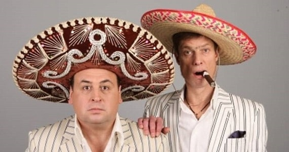 """Im Dezember 2020 finden in Deutschland Konzerte des beliebten ukrainischen Comedian-Duos """"Kroliki"""" statt, Tickets auf der Website der Artist Production Eventagentur"""