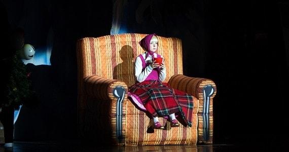 """Mascha und der Bär in Deutschland, Lieblingsfiguren des Animationsfilms im Stück """"Geheimnisvolle Geschichte"""", Tickets kaufen auf der Website der Artist Production Eventagentur"""