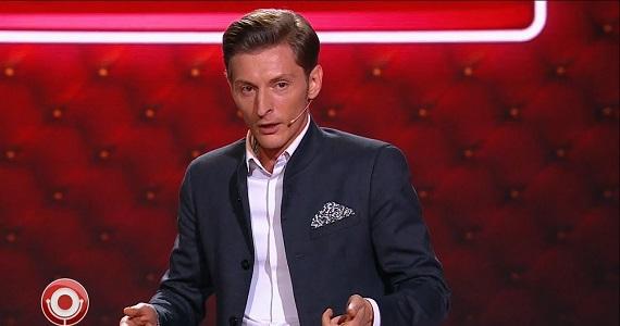 Der Comedy Club Resident Pavel Volya mit intellektuellem Sinn für Humor gibt im April 2020 Konzerte in Deutschland