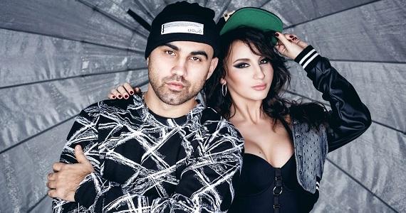 Artyom Umrikhin und Anna Dziuba, Mitglieder des Duos Artik & Asti, treten im September-Oktober 2022 bei Konzerten in Deutschland und der Tschechischen Republik auf