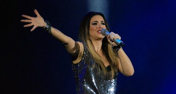 """Show """"The Best"""", ein neues Programm der beliebten Sängerin Ani Lorak für Zuschauer in Deutschland und in Prag, Tickets auf der Website der Artist Production Eventagentur"""