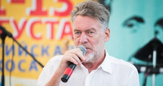 Artemy Troitsky, der allererste DJ der UdSSR, Organisator des ersten sowjetischen Rockfestivals und Autor der ersten sowjetischen Rockbücher, wird sich mit Zuschauern in Deutschland treffen