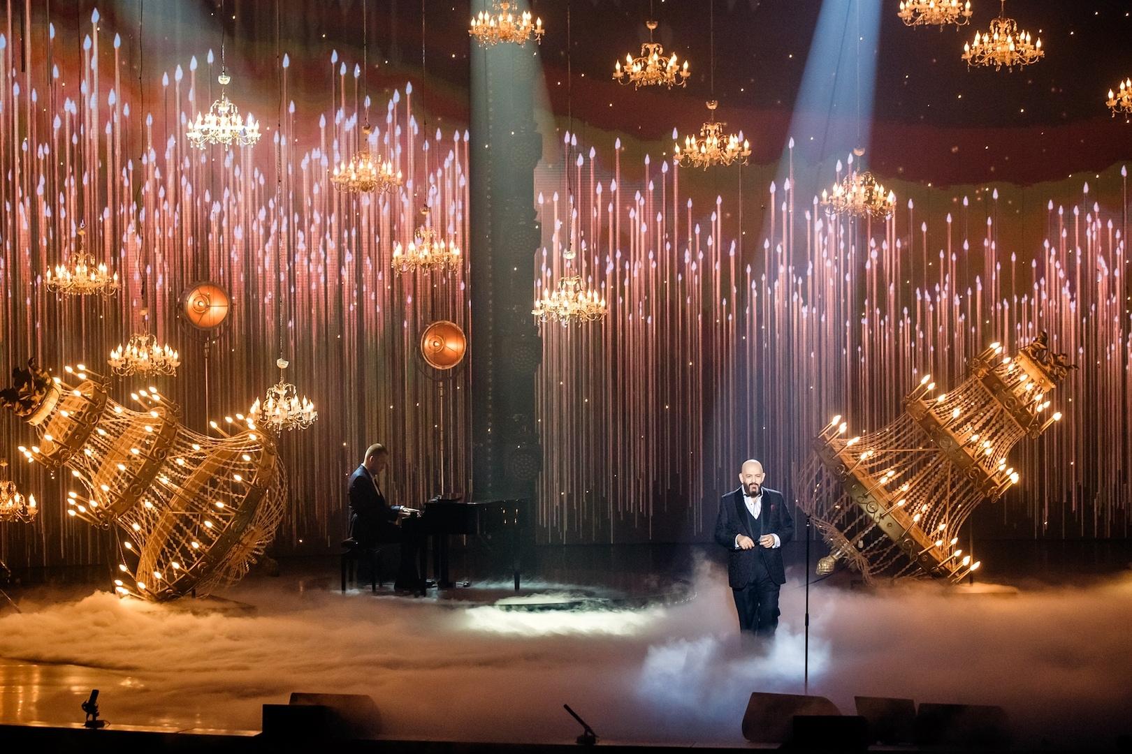 """Mikhail Shufutinsky, Darsteller der Hits """"Palma de Majorka"""", """"Levyj bereg Dona"""" und """"Tretje sentyabrya"""", wird im Oktober 2021 auf Deutschlandtournee gehen"""