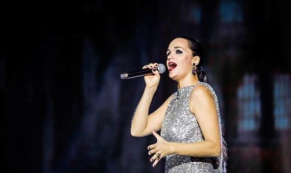 """Die russische Sängerin Slava plant vom 29. Januar bis 14. Februar 2021 eine Konzertreise durch die Städte Deutschlands mit dem Programm """"Krik dushi"""", Tickets auf der Website"""