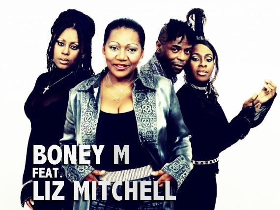 Boney M feat. Liz Mitchell, Mitglied des Diskoteka 80-Konzerts in Nürnberg, Koblenz und Hannover im Februar 2022; Kaufen Sie ein Ticket auf der Website