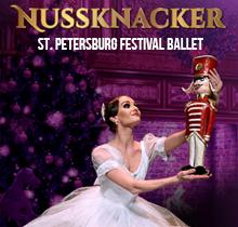 Das Nussknacker-Ballett 2020-2021