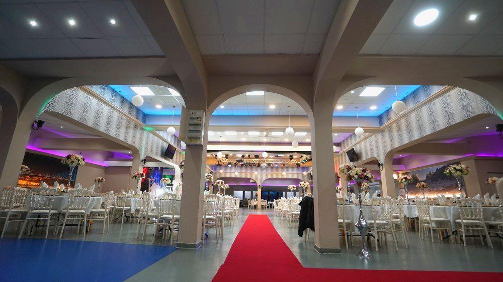 """Foto 5, das Restaurant """"Festsaal"""" in Rödermark erwartet am 31. Dezember 2020 die Gäste der Party """"Neujahr 2021 im Stil des sowjetischen Kinos"""" in Deutschland"""