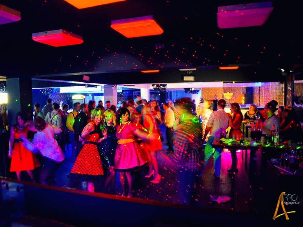 Russisches Neujahr in Deutschland - wir treffen uns alle im Restaurant Festsaal in Rödermark