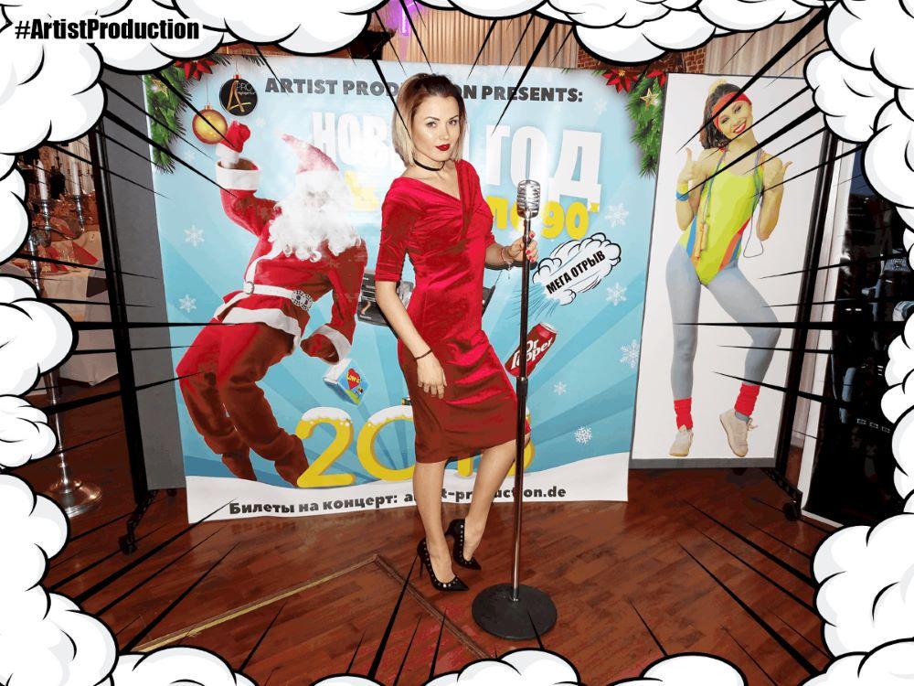 Artist Production Eventagentur kennt den besten Ort, um das russische Neujahr am 31. Dezember 2020 zu feiern