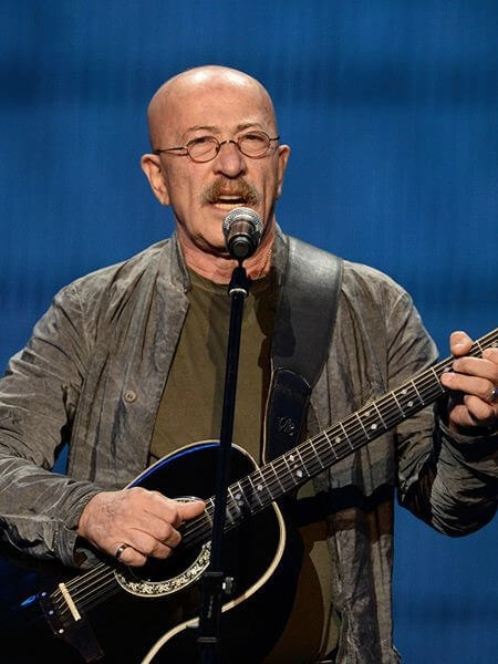 Songwriter, Sänger und Gitarrist Alexander Rosenbaum, Foto 1