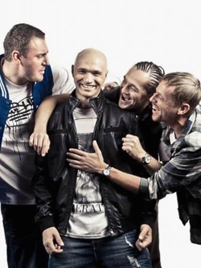 Das Rap-Band Kasta-Team wurde schließlich 2008 gegründet, als Anton Mishenin unter dem Pseudonym Schlange zu ihnen stieß