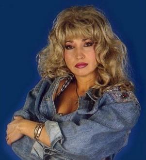 Irina Allegrova verließ die Electroclub-Band 1990 und begann ihre Solokarriere