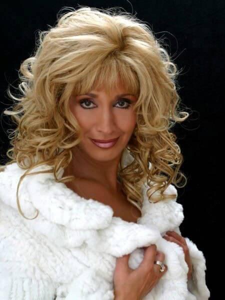 Sängerin Irina Allegrova, Foto 2