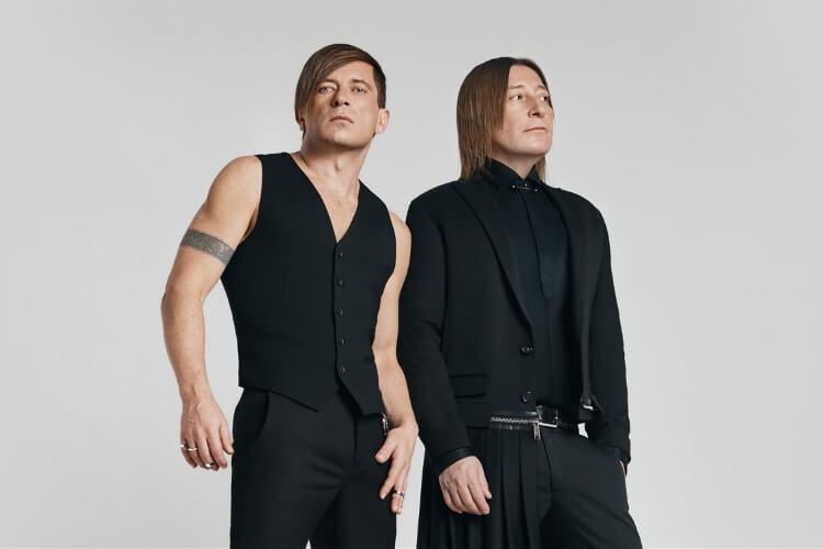Band Bi-2, Teilnehmer des Kislorod Live Festivals in Spanien m Frühjahr 2022, Tickets auf der Artist Production Eventagentur