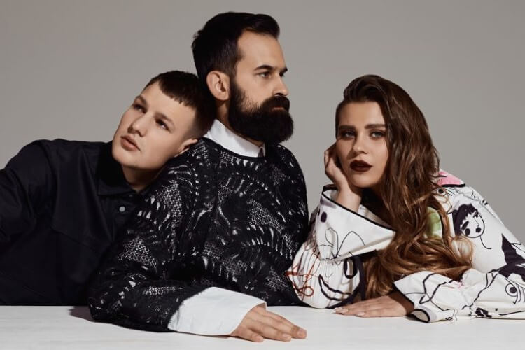 Die ukrainische Band KAZKA, die Popmusik mit Elektro-Folk-Elementen spielt, ist zu einer echten Entdeckung in der Welt des Showbusiness geworden