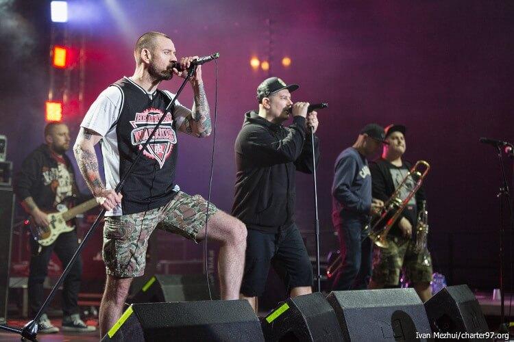 Die Rockband Ljapis 98, angeführt von Sergej Mikhalok, wird im Frühjahr 2022 nach Spanien kommen, um an Kislorod Live teilzunehmen