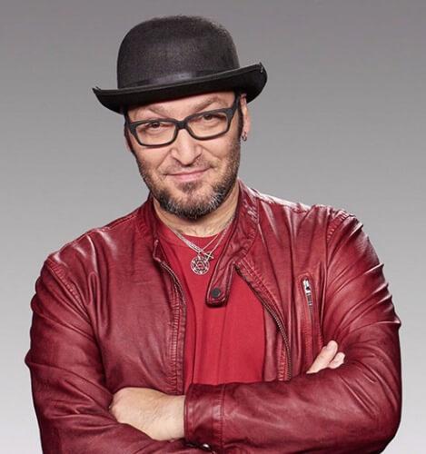 Mikhail Kozyrev, Musikkritiker, TV- und Radiomoderator, Produzent der Nachtsendung im TV-Sender Dozhd