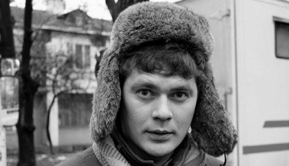 Александр Пашков, актер спектакля «Синдром счастья»