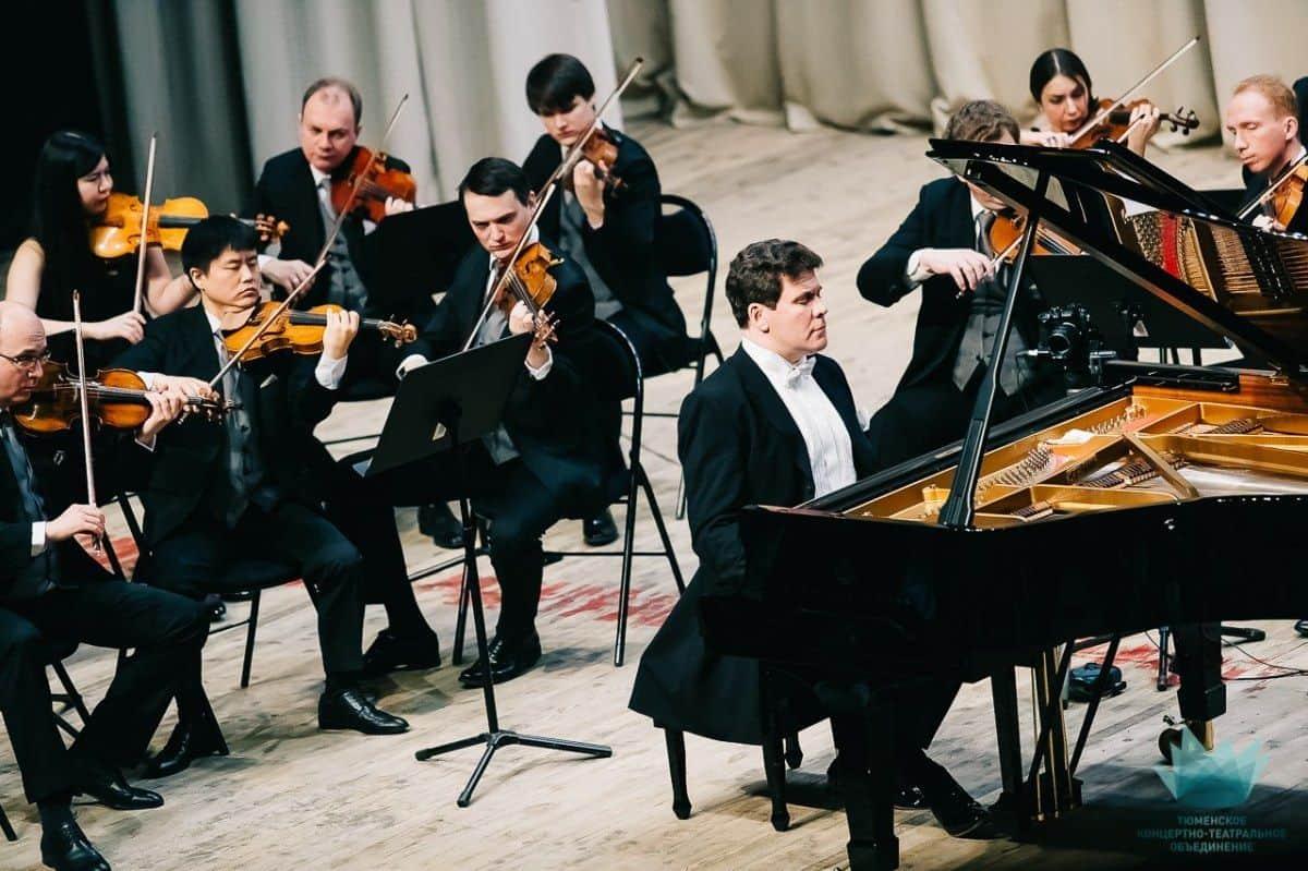 Концерты Дениса Мацуева в Германии