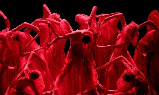 Сцена 5 из балета «Красная Жизель»